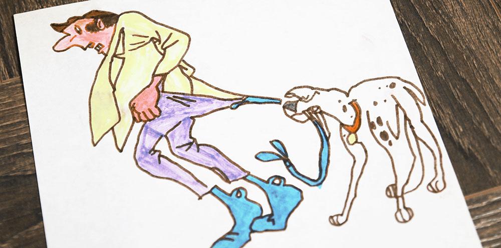 dessin 101 dalmatiens disney
