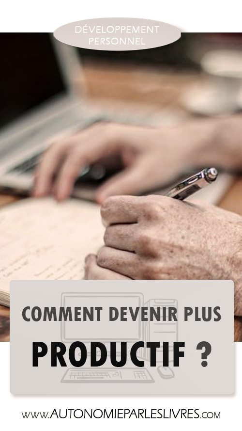 pinterest productivité