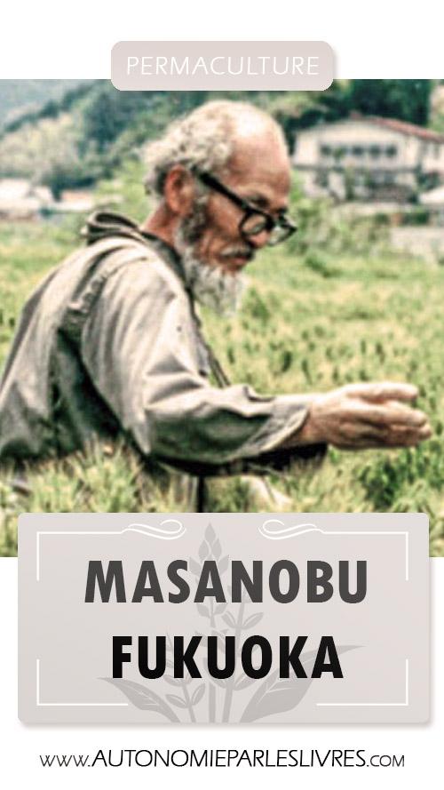 """Fiche de lecture du livre """"La révolution d'un seul brin de paille"""" par Masanobu Fukuoka qui raconte son expérience en agriculture sauvage et naturelle."""