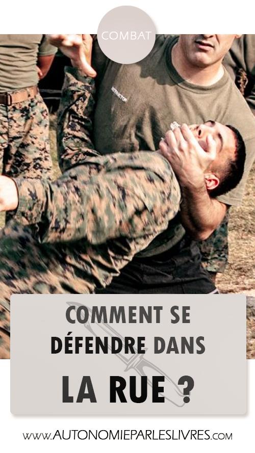 pinterest défense combat
