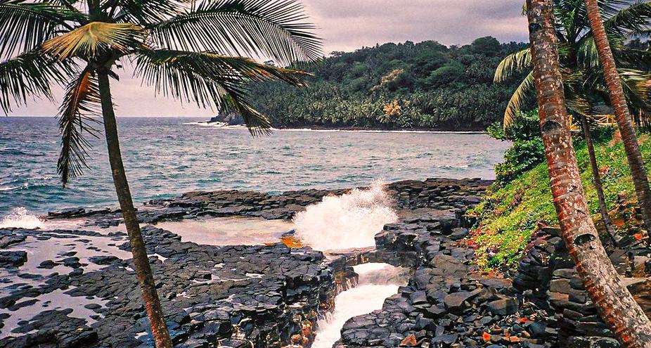 São Tomé-et-Príncipe afrique équateur