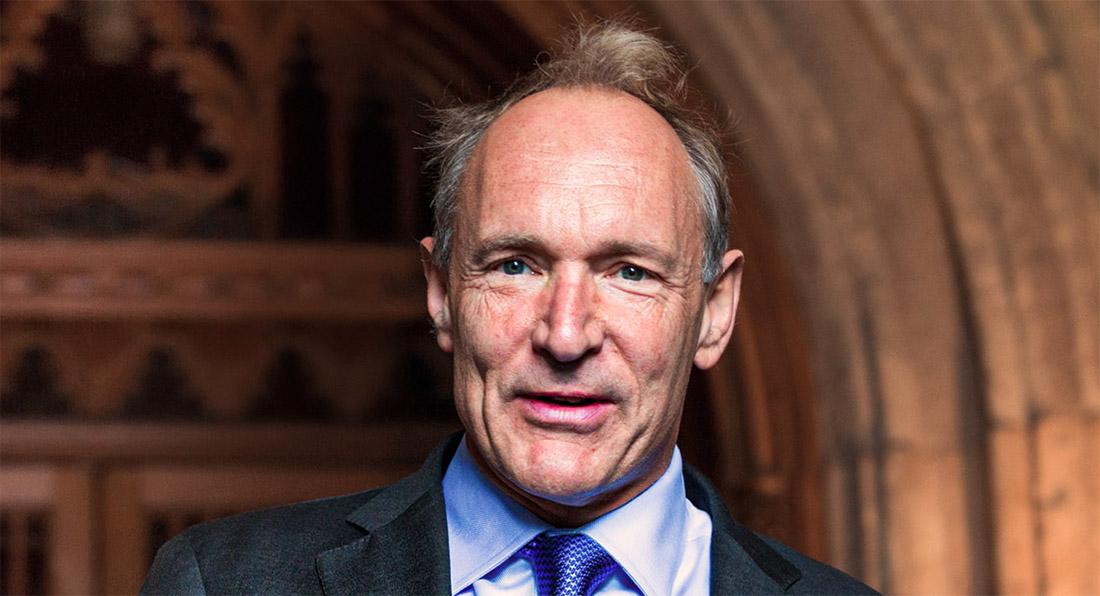Tim Berners-Lee créateur d'internet