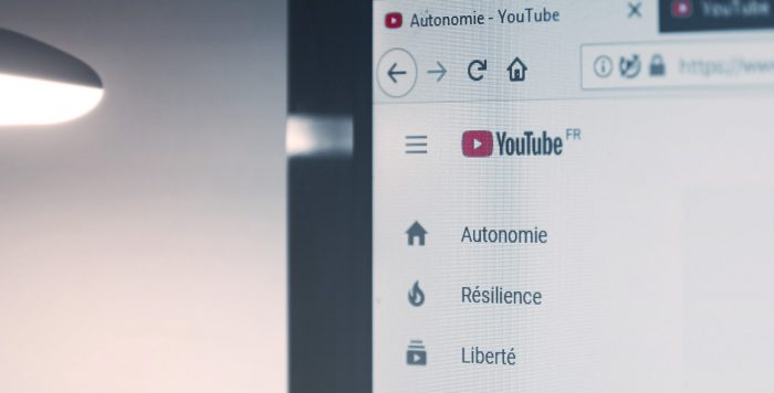 youtube autonomie et survivalisme