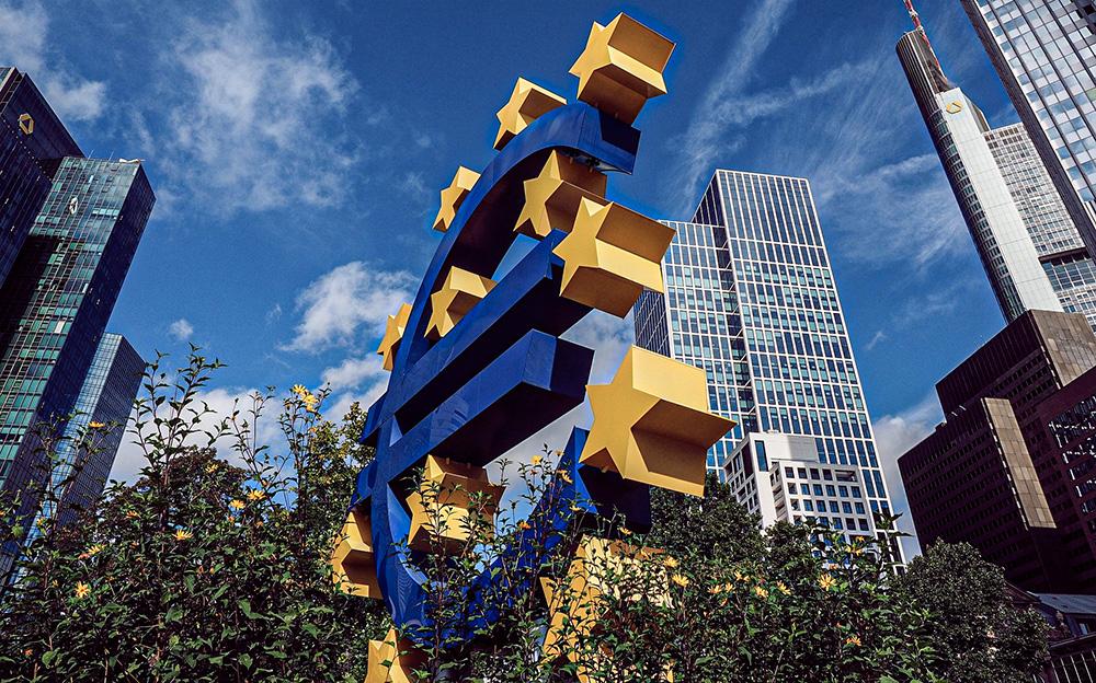 banque centrale européenne euro frankfurt