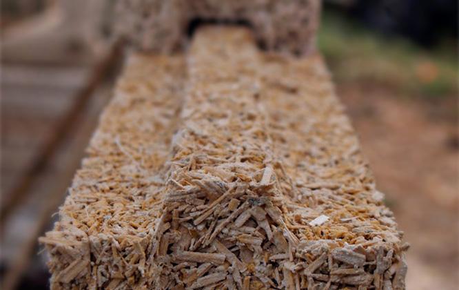 brique isolant isolation paille chanvre