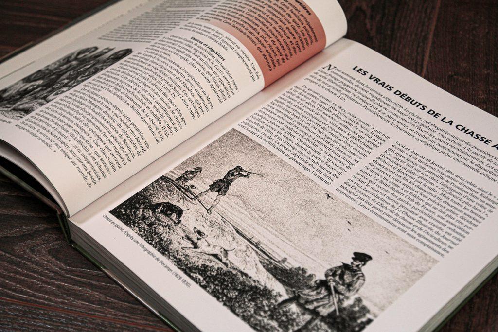 extrait livre encyclopedie chasse Pascal Durantel débuts