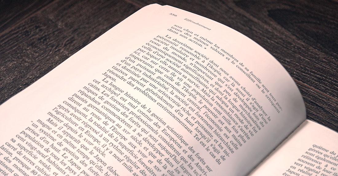 extrait livre jared diamond Effondrement