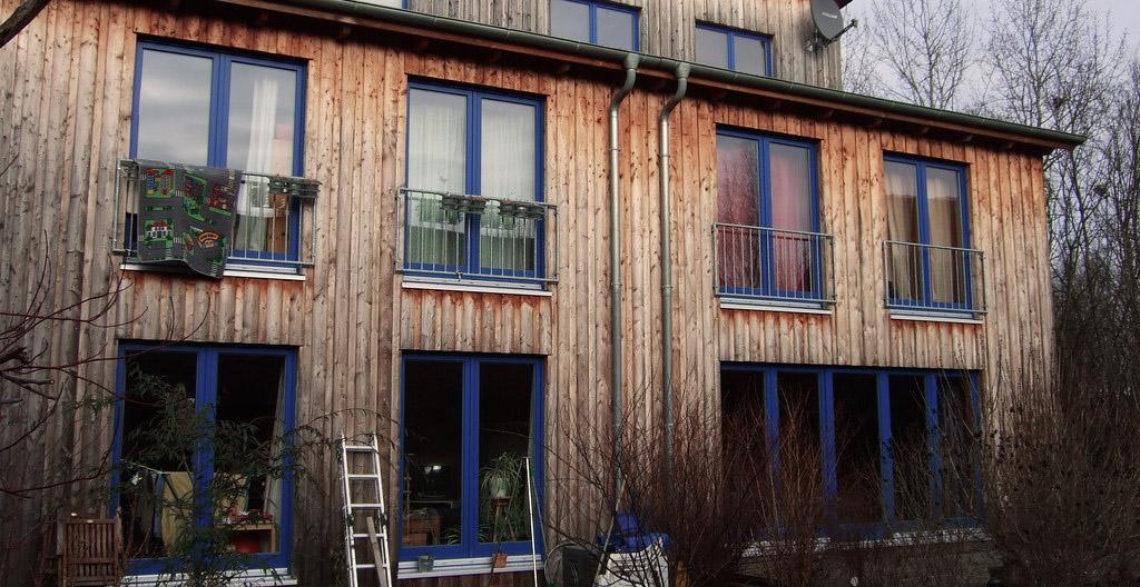 maison écologique autonome