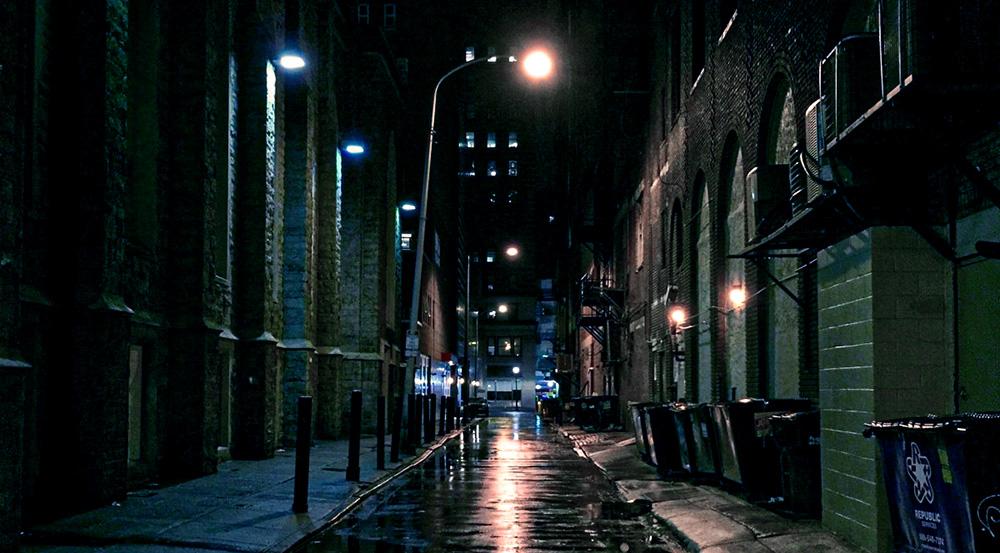 rue ruelle sombre