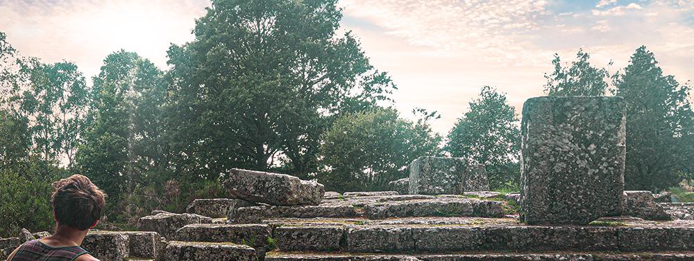 ruines gallo romaines corrèze