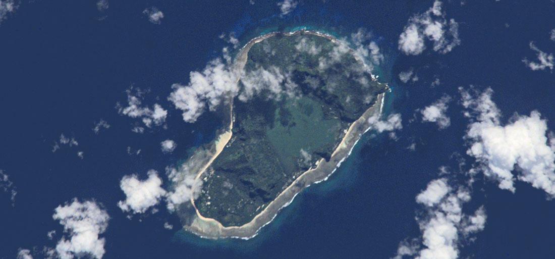 île tikopia salomon